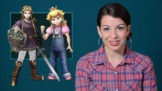 Damsel in Distress: Part 1 - Tropes vs Women in Video Games