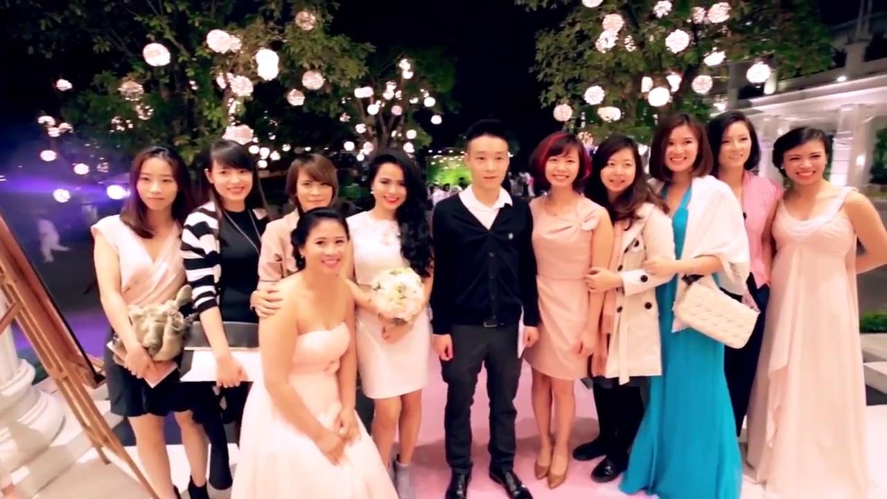 Phóng sự cưới Quang Trường & Huyền My