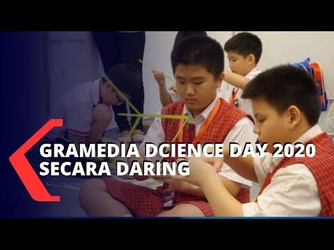 gramedia gelar kompetisi pengetahuan online gramedia science day