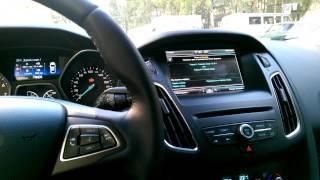 Sync навигация голосовое управление