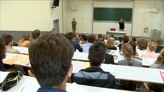 La Roche-sur-Yon : La rentrée en première année à l'ICES