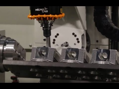 Rottler Revolutionizes Machining with Easy-to-Use 5-Axis CNC