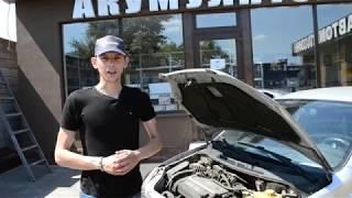 Замена аккумулятора на авто
