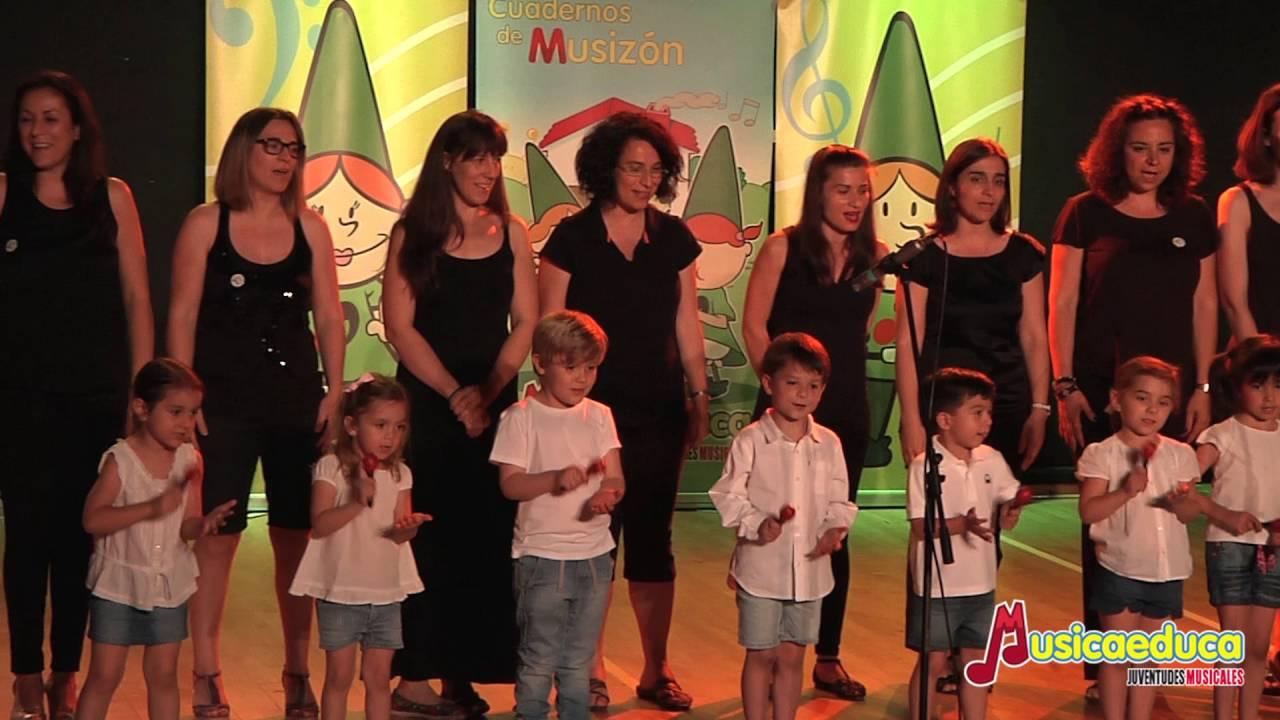 La mar estaba salada - Grupo de alumnos de Musizón 3 - Festival Musizón 2016