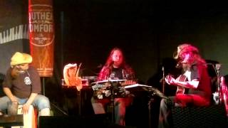 SOUTHERN COMFORT DUO-DRIVING DEATH VALLEY BLUES(Mark Lanegan cover)live @ Pannuhuone Kuopio 8.8.2013