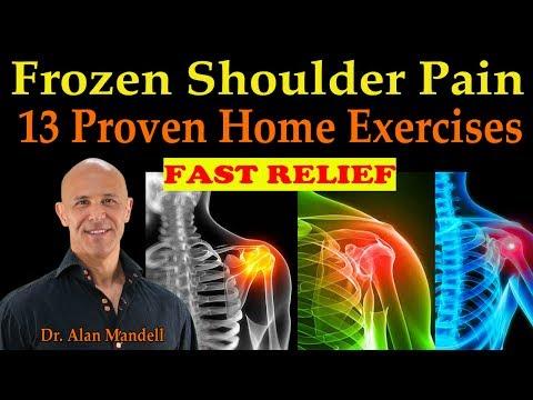 Un forte dolore alla spalla sinistra e il collo