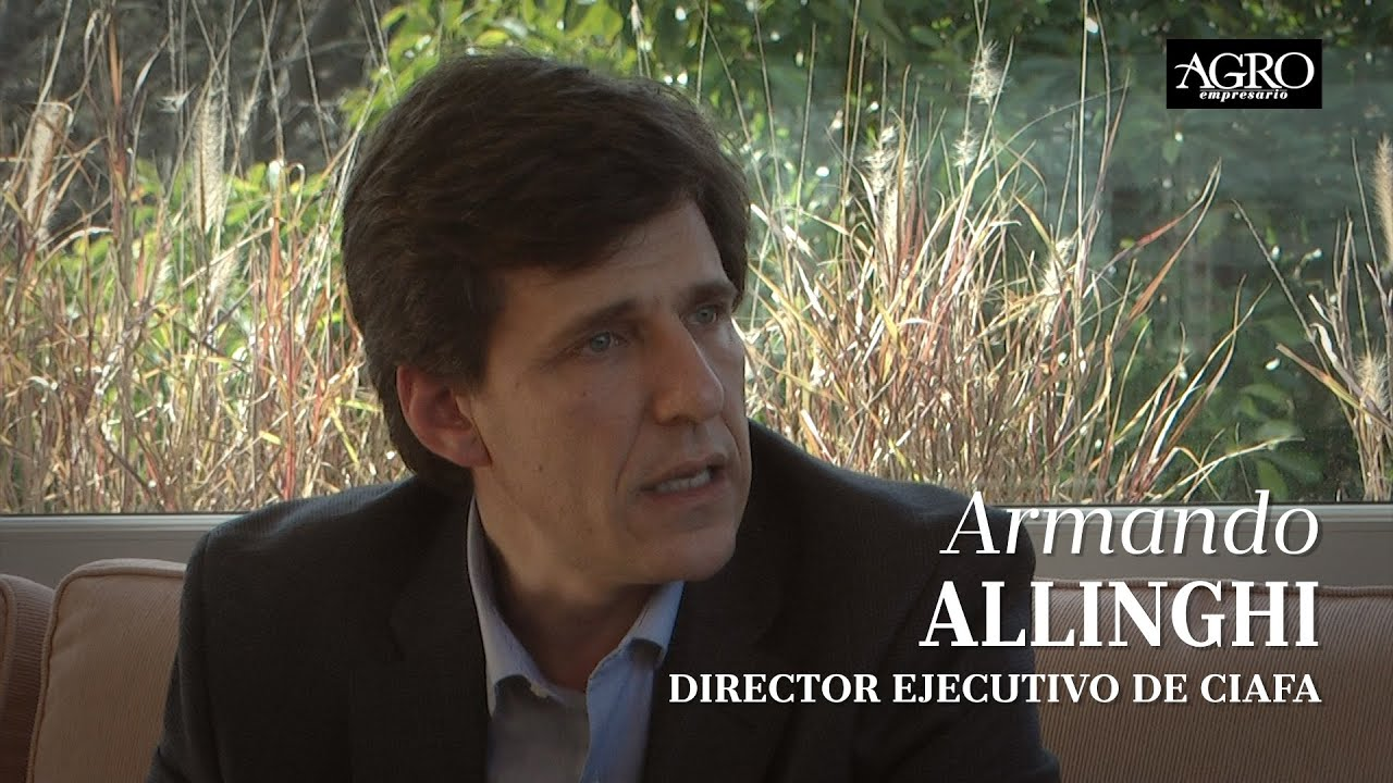 Armando Allinghi - Director Ejecutivo de CIAFA