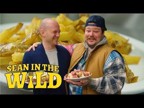 Matty Matheson and Sean Evans Have a Poutine Showdown | Sean in the Wild