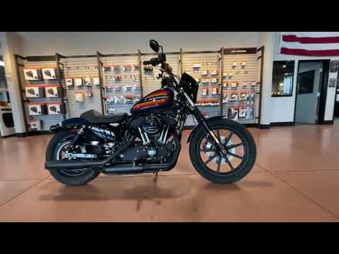 2020 Harley-Davidson Sportster Iron 1200