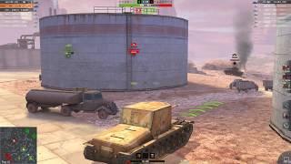 WOT Blitz: Мастер на СУ-100Y Фугасный Монстр круче КВ-2