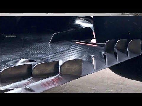 Ferrari F1 tech update – new floor slots and fins – Peter Windsor