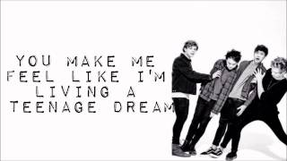 5 Seconds of Summer- Teenage Dream (Lyric//Cover)