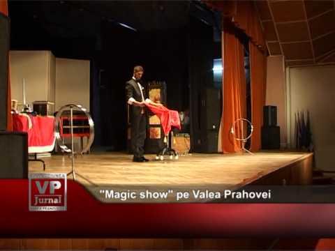 """""""Magis show"""" pe Valea Prahovei"""