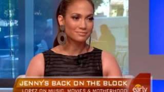 Jennifer Lopez's 'Back-Up Plan'