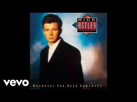 Rick Astley - Whenever You Need Somebody -  EX/VG+ - (lemez/borító) EU/német bakelit lemez - 3600 Ft - (meghosszabbítva: 2957776196) Kép
