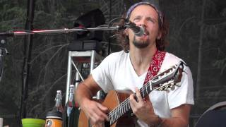 HD   Jason Mraz   Lucky   Acoustic in Whistler BC 08 05 11