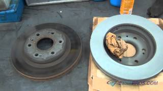 Brake Pads/Rotor Replacement Chevy Silverado
