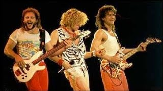 """Van Halen - Best Of Both Worlds (From """"Live Without A Net"""" New Haven, USA 1986) WIDESCREEN 720p"""