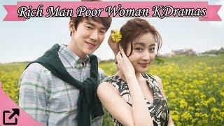Top Rich Man Poor Woman Korean Dramas