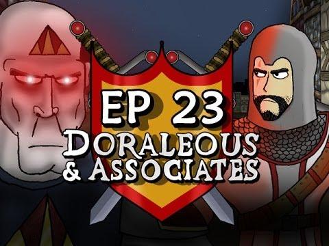 Bitva o Dongo - Doraleous a společníci (S01E23)