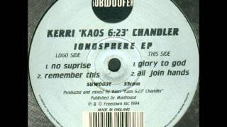 Kerri Chandler - Remember This - Subwoofer