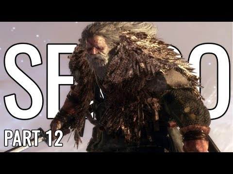 Sekiro: Shadows Die Twice Let's Play Playthrough   The Owl - Part 12
