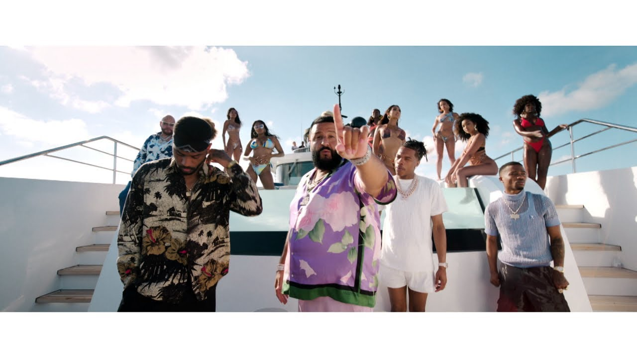 DJ Khaled ft. Bryson Tiller, Lil Baby, Roddy Ricch — Body In Motion