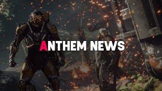 Anthem | New Info! Interceptor, Ripstream & Crafting