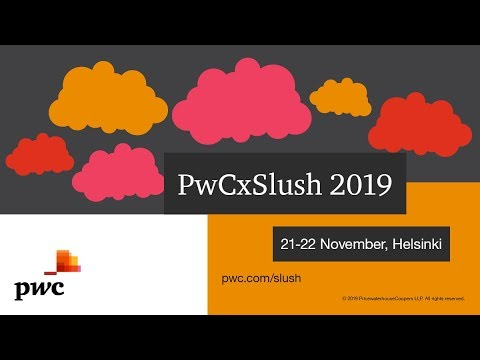 PwC @ SLUSH 2019  - Jason Lovell