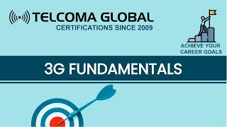 3G Fundamentals Training Course | What is 3G UMTS Network Architecture by TELCOMA Global