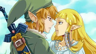 Weird Things Everyone Ignores About Zelda & Links Relationship