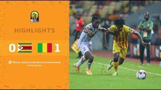CHAN 2020 | 1er tour – Groupe A : Zimbabwe 0-1 Mali