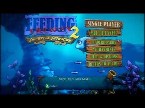 feeding frenzy pc cheats