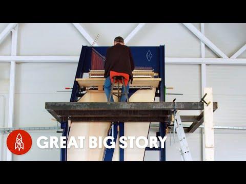 This Piano Will Give You Vertigo