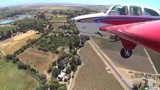 Sonoma Skypark landing