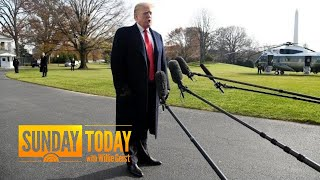 President Donald Trump Impeachment Inquiry Is 'Inevitable,' Chuck Todd Says   Sunday TODAY