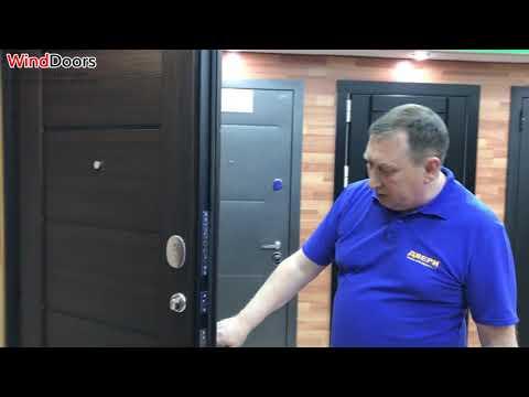 Видеообзор  Новинка! Входная металлическая дверь Прайм