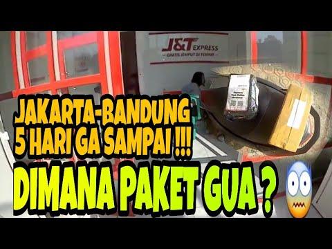 Mencari Paket || Ada apa dengan kurir J&T ? #MotoVlog16