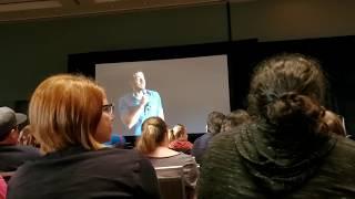 Zachary Levi At MegaCon Orlando 2019