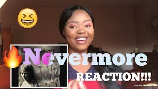 Nevermore- This Godless Endeavor REACTION!!!