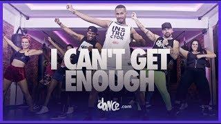 I Can't Get Enough - Benny Blanco, Tainy, Selena Gomez, J Balvin | (Coreografía Oficial)