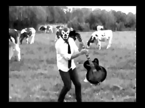 THE AMAZING ONEMANBAND - Milkcows hellblues
