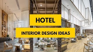 95+ Beautiful Hotel Interior Design Ideas Around The Worlds