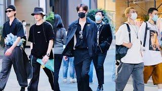 Asian Men's Street Fashion Summer 2020