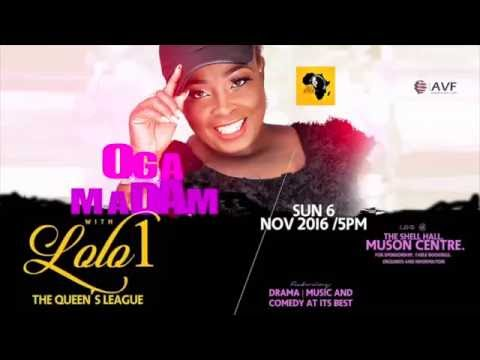 OGA MADAM LIVE ON STAGE WITH LOLO1 (Season 5) – THE QUEEN'S LEAGUE