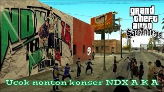 Gambar cover Ucok Nonton Konser NDX A K A