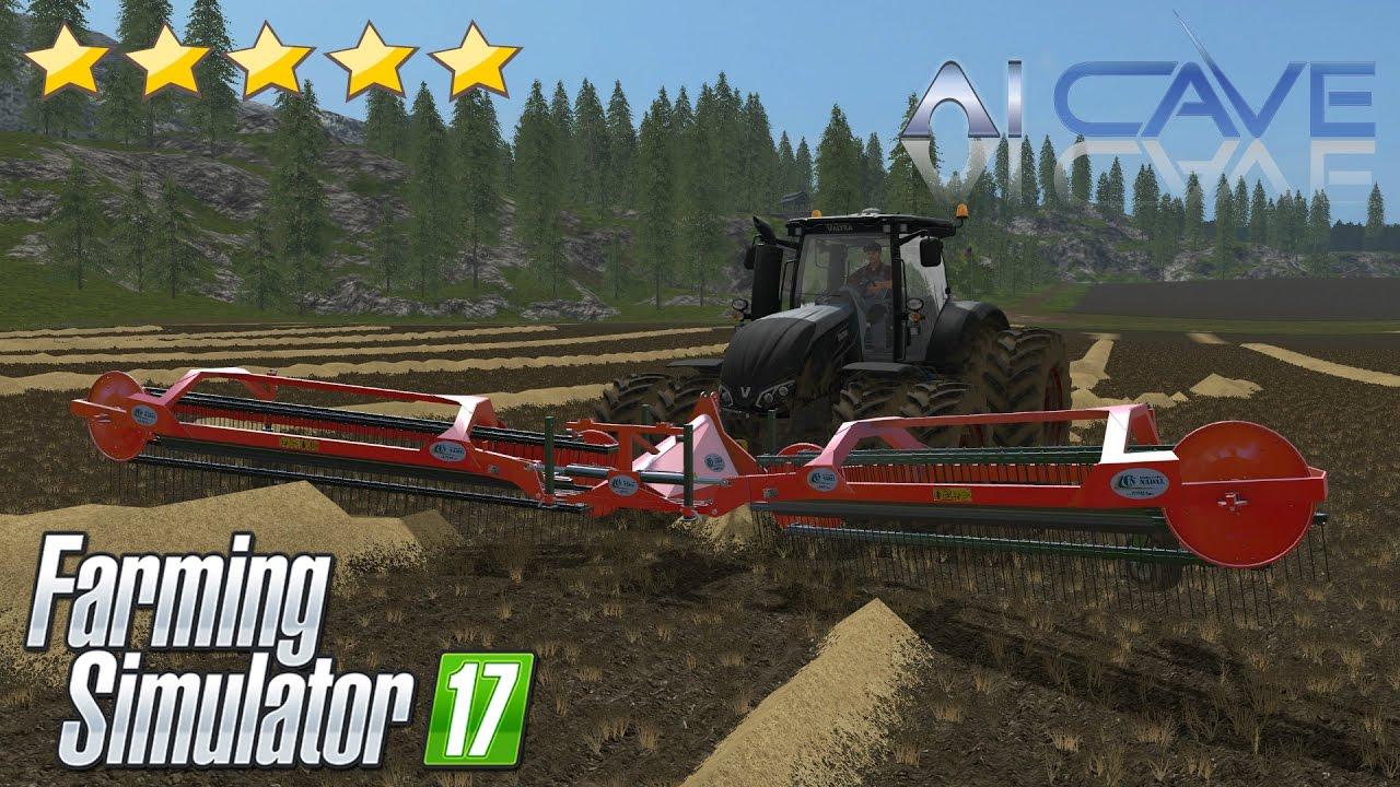 nadal r90 front v 1 0 mod farming simulator 17