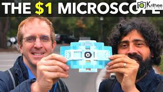 Pinnoottam_03: The $1 Microscope - Inventions should be affordable