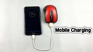 DIY- How to Make Mobile Phone Charger At Home