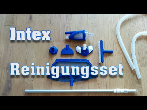 Intex Reingungsset || iTryTec